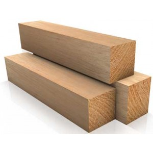 List n macizo de roble sobrado - Liston de madera ...