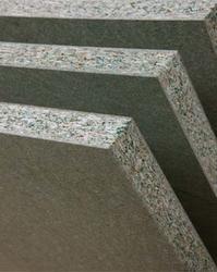 El tablero aglomerado de partículas resistente a la humedad (hidrófugo)garantiza